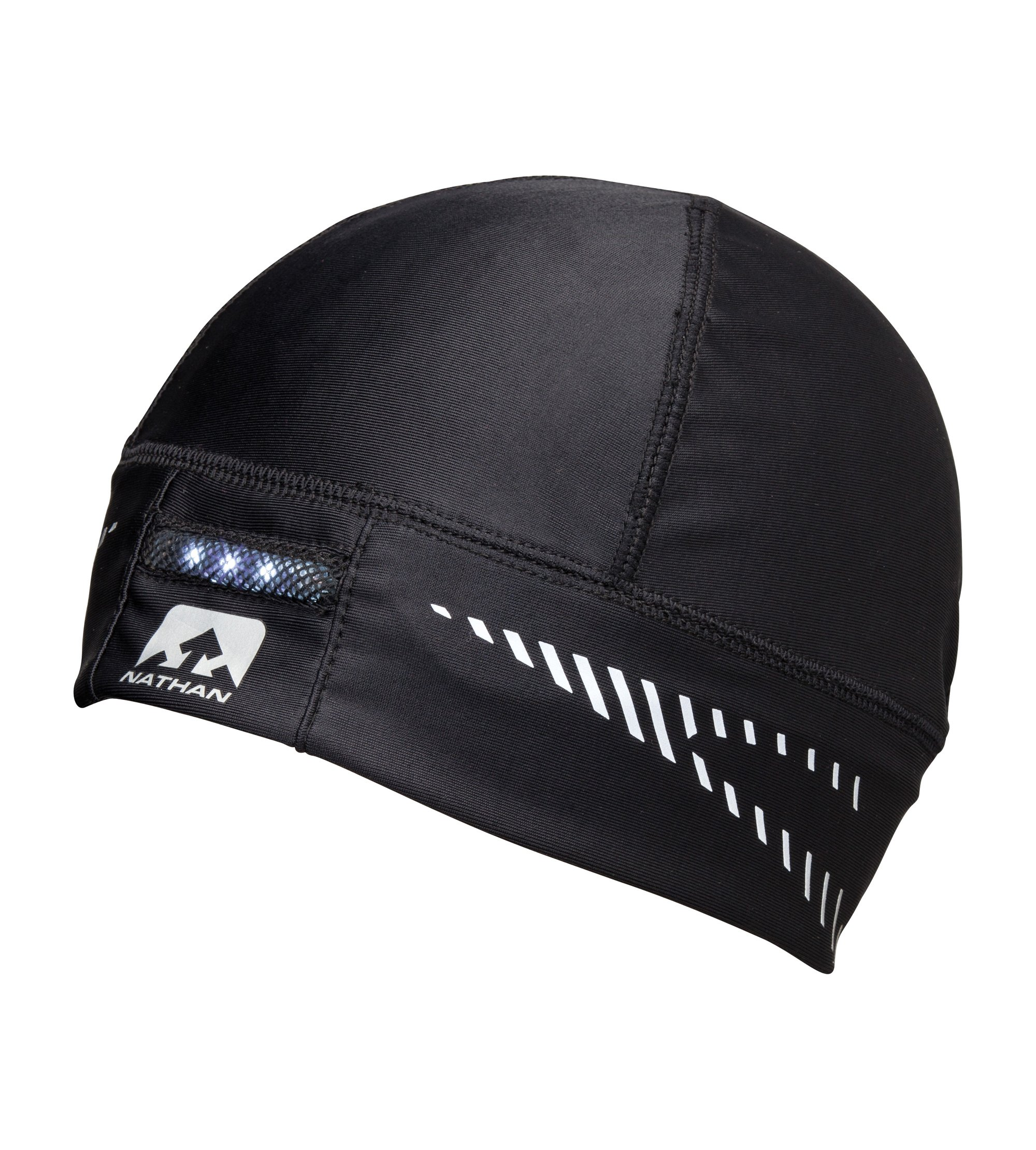 Nathan DomeLight Beanie, Large/X-Large, Black