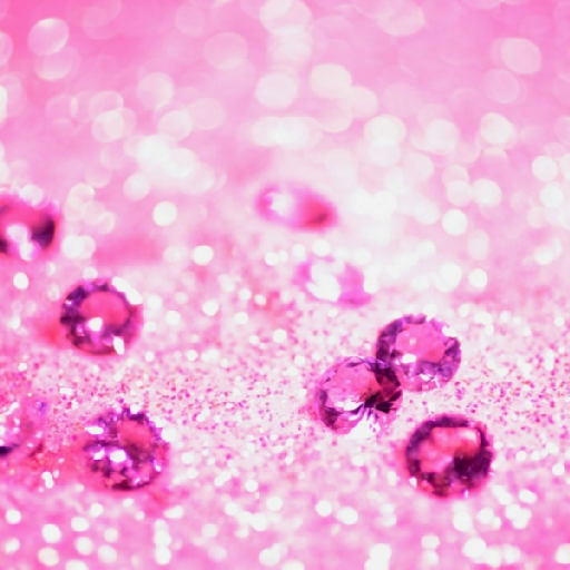 Pink Diamond Wallpaper: Amazon.com: Pink Diamonds Live Wallpaper: Appstore For Android
