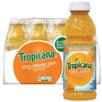 Deals on 12-Pack  Tropicana Orange Juice 15. 2 Fl Oz Bottles