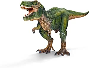 SCHLEICH Dinosaurs Toy Tyrannosaurus Rex Figurine with Movable Jaw for Kids Ages 4-12