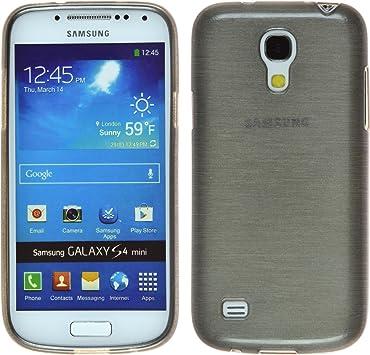 Silicone Case for Samsung Galaxy S4 Mini: Amazon.es: Electrónica