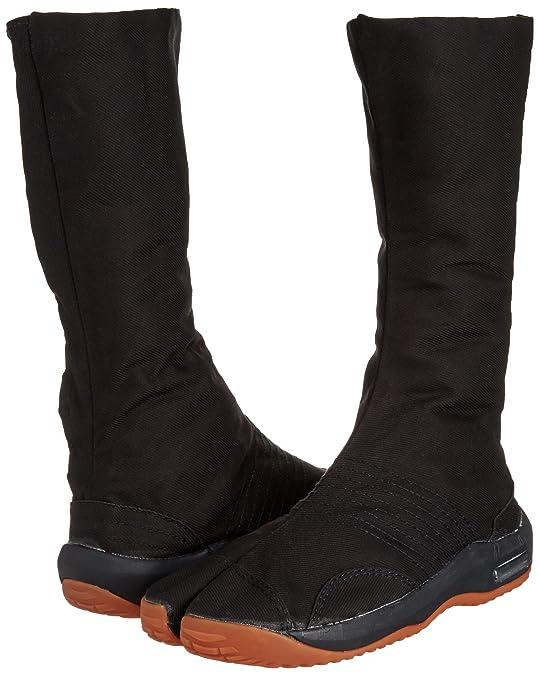 Amazon.com: Air Cushion Jikatabi Long Cut- Ninja Tabi Shoes ...