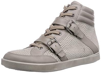 Aimee Moon Rock/Moon Rock Firefly/Clodin, Damen Hohe Sneakers, Beige (MoonRock/Moon Rock Firefly/Clodin55296), 42 EU Ecco