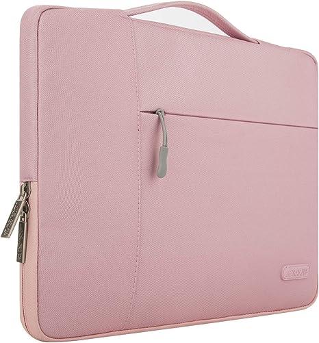 """12/"""" Laptop Computer Sleeve Case Bag w Hidden Handle /& Shoulder Strap  3102"""