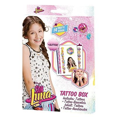 Soy Luna 55381 - Tatouages Disney