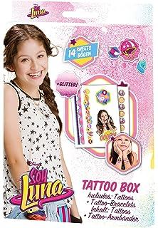 Soy Luna Ylu11 Colore Tes Cheveux Amazon Fr Jeux Et Jouets