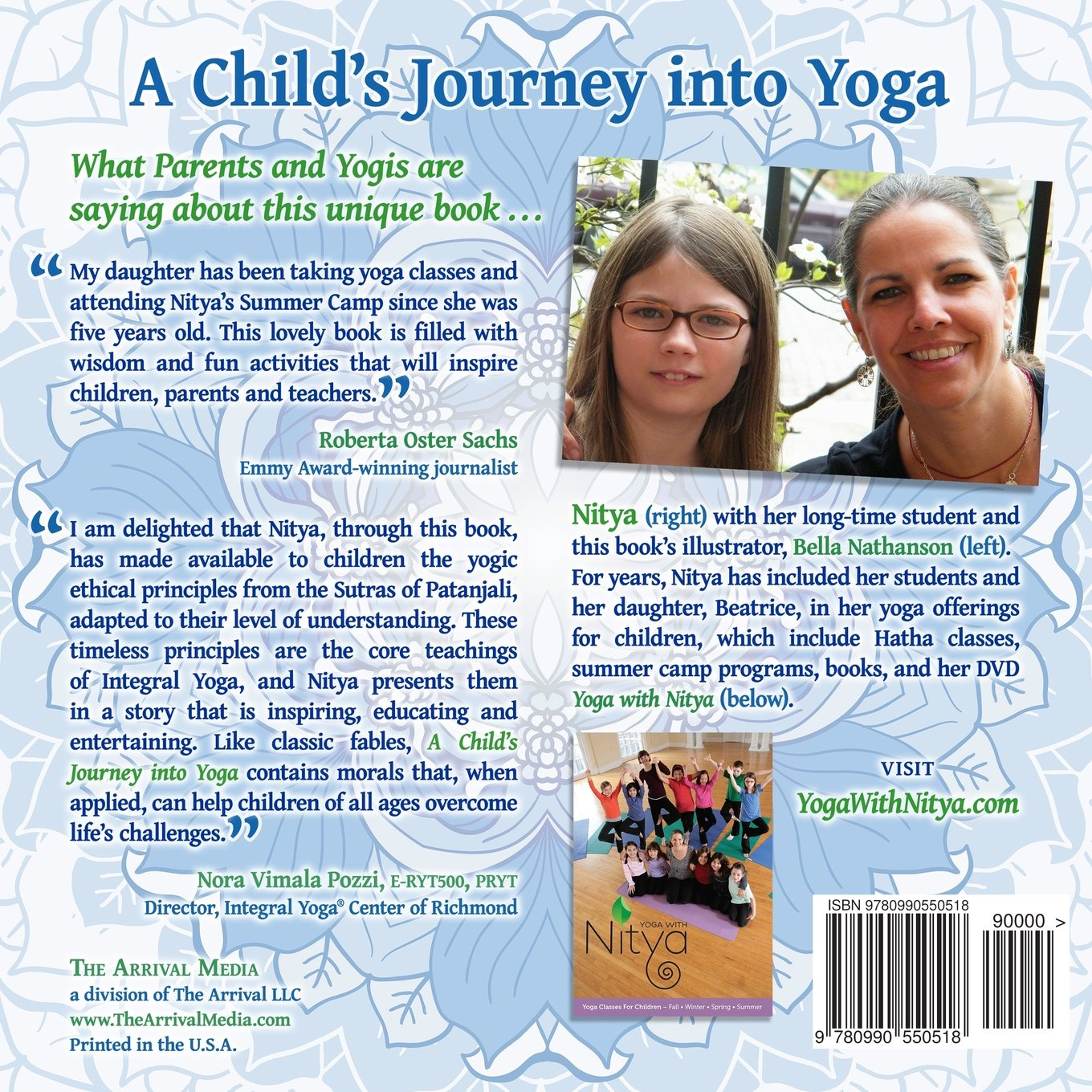 a child u0027s journey into yoga based on the core yoga sutras of