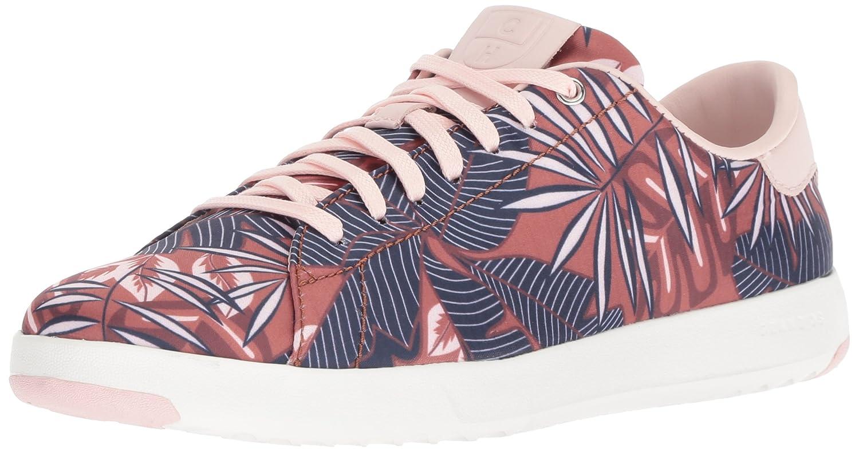 Cole Haan Women's Grandpro Tennis Sneaker B07CN9TYBR 8.5 B(M) US|Tropical Print Canvas/Petal/Op