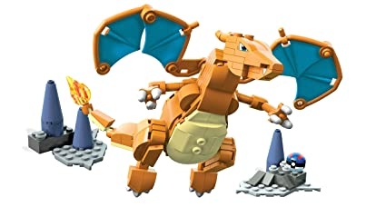 buy mega construx pokemon charizard online at low prices in india