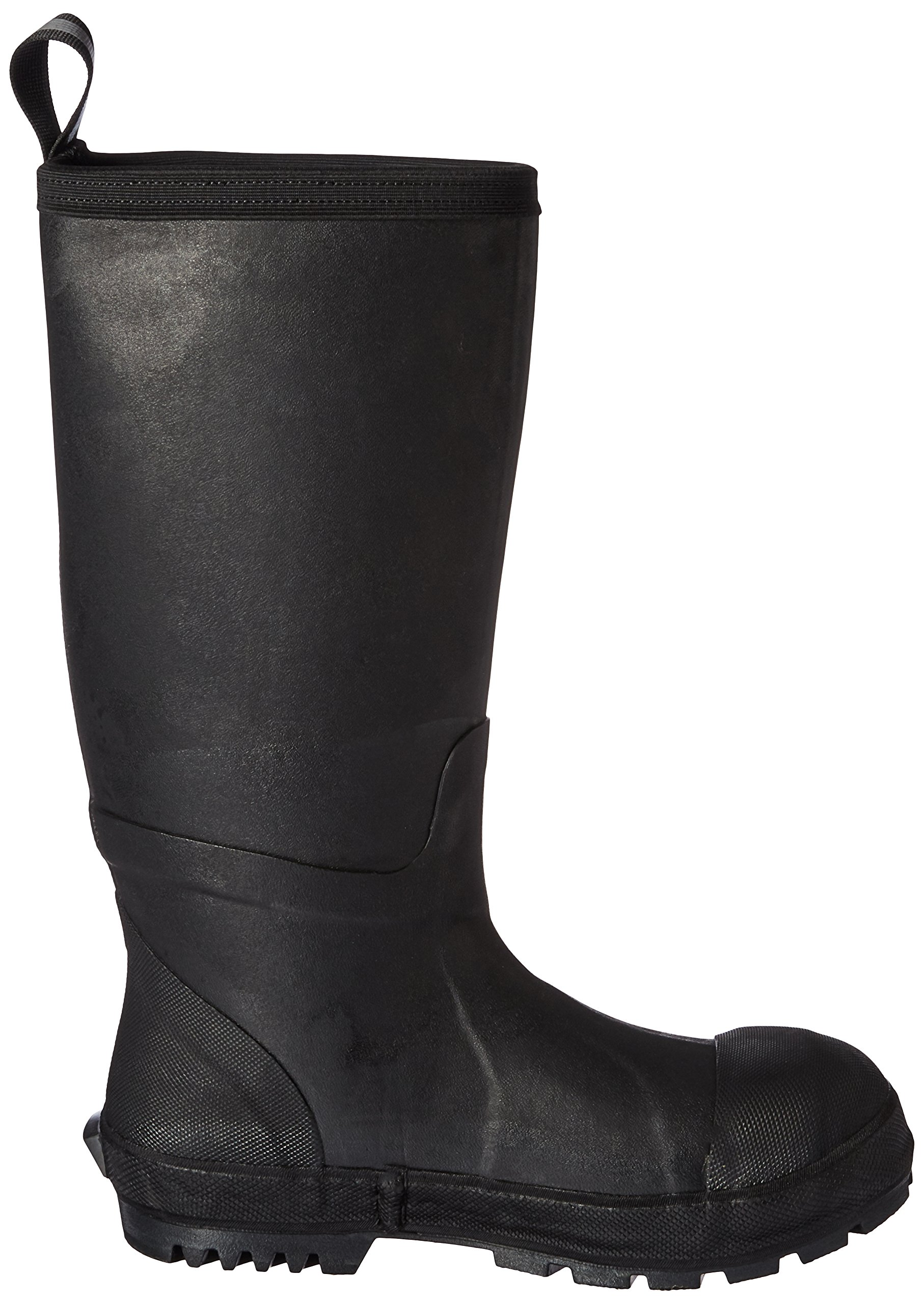Muck Boot Men's Chore Resistant Tall Steel Toe Work Boot, Black, 10 US/10-10.5 M US by Muck Boot (Image #7)