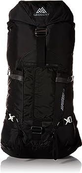 Gregory Alpinisto 35L Backpack in Basalt Black