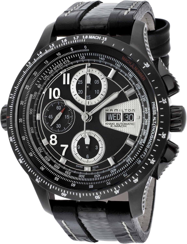 Hamilton Hamilton Khaki X-Mach Reloj H76686735