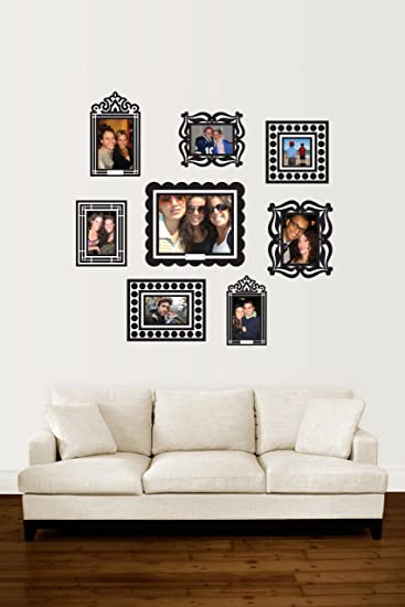 butch and harold sticker picture frames set of 8