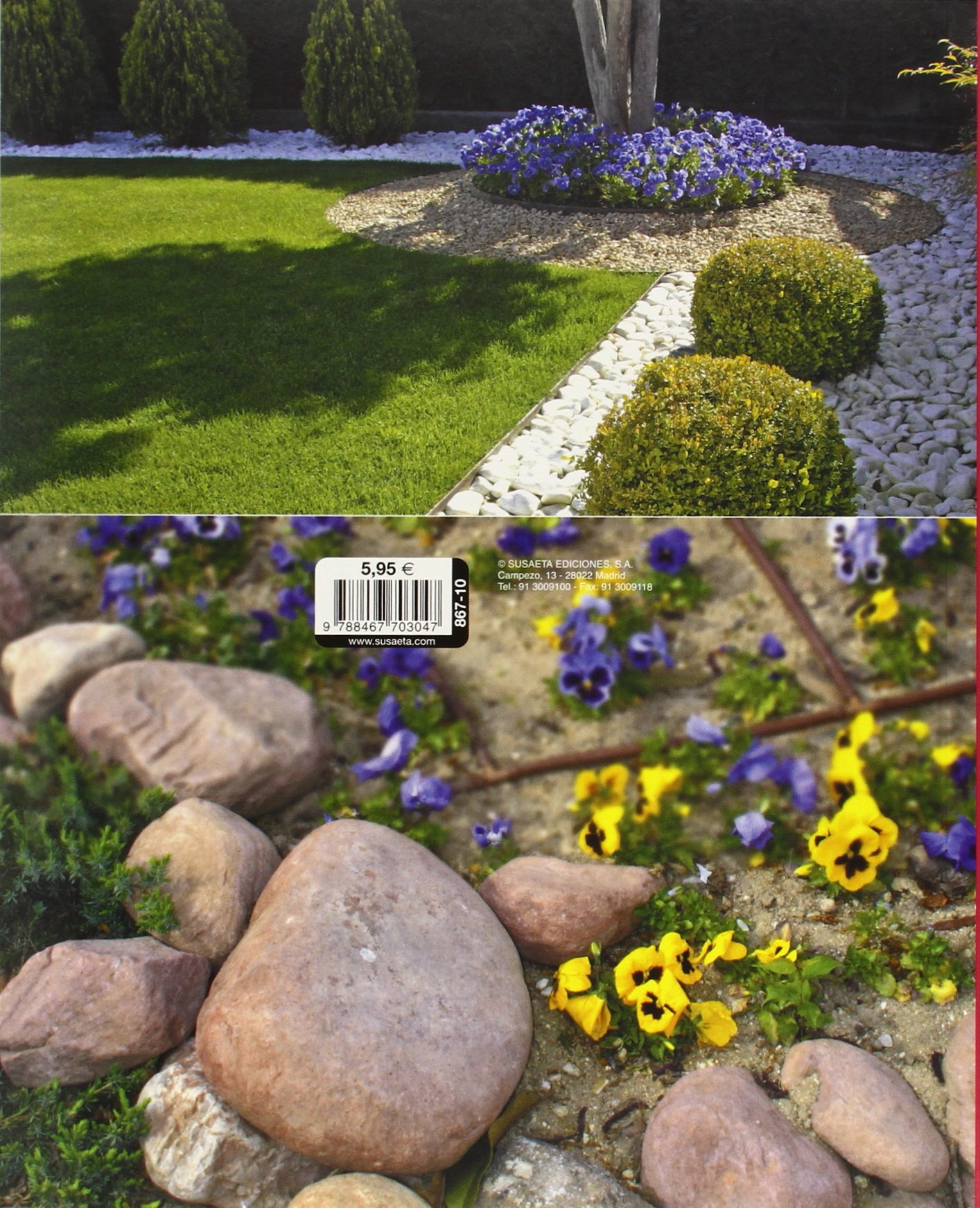 Jardineria sin agua: Xerojardineria (Plantas de Jardin) (Spanish Edition):  Inc. Susaeta Publishing: 9788467703047: Amazon.com: Books
