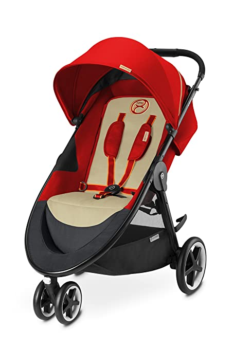 CYBEX Agis M-Air3 Baby Stroller, Autumn Gold by Cybex ...