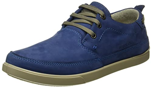 a5bd4781c27c Woodland Men s Rblue Leather Sneakers-7 UK India (41 EU) (GC 1759115 ...