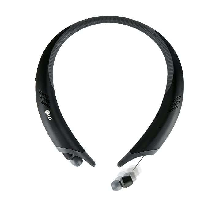 Cascos de LG Electronics HBS-A100 con Bluetooth, Color Azul: Amazon.es: Electrónica