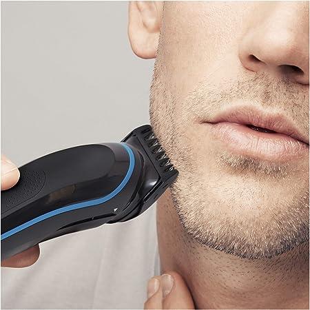 Braun 9 En 1 Recortadora todo en uno MGK5080, Máquina recortadora barba, cortapelos, recortador de vello de nariz y orejas, para detalles, afeitadora corporal: Amazon ...