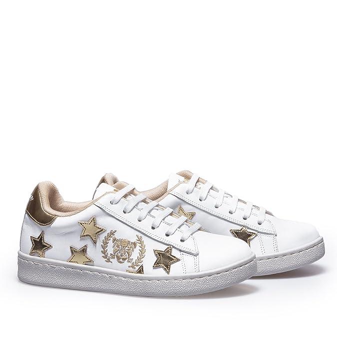 XYON REVOLUTION MARVELGOLD NIÑAS Sneakers: Amazon.es: Zapatos y complementos