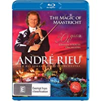 André Rieu: The Magic Of Maastricht - 30 Years Of The Johann... [Blu-ray] [2017]