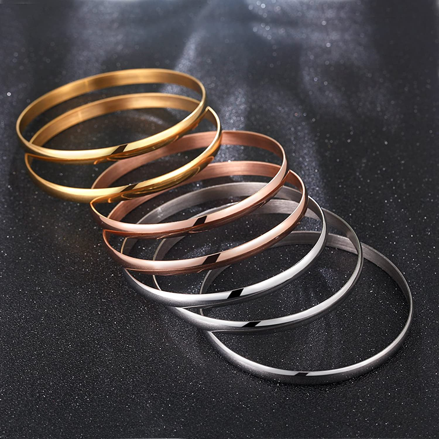 bangle tricolor rack bangles nordstrom shop of set image mesh product meshmerise