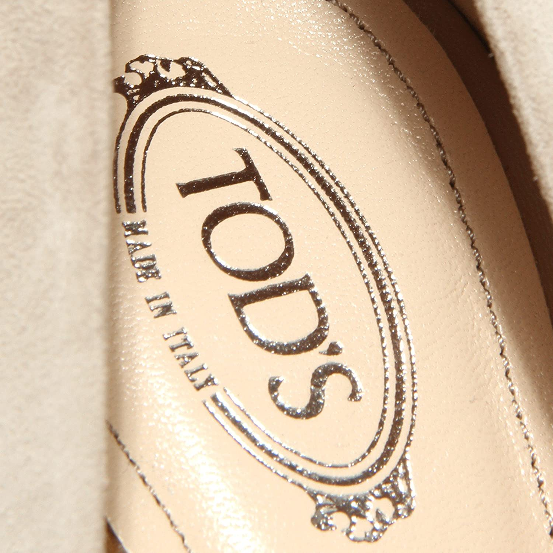 Tod's 55664 Decollete spuntato Zeppa RD Scarpa damen damen damen schuhe damen 6b1cad