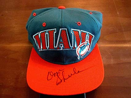 Don Shula 347 Wins Miami Dolphins Hof Signed Auto Proline Starter Cap Hat -  JSA Certified e9fc4fd06ae