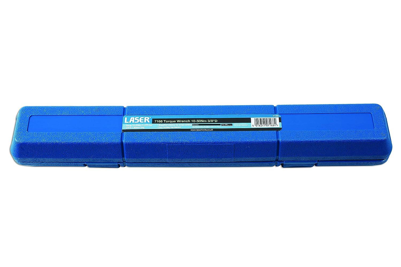 Laser 7168/Cl/é dynamom/étrique 10 50/Nm D Gamme 10//& LT 50/Nm 7//& LT 37/Ftlbs 3//8/P X 360/mm de Long