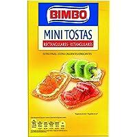 Bimbo Mini Tostas Rectangulares - 100 g