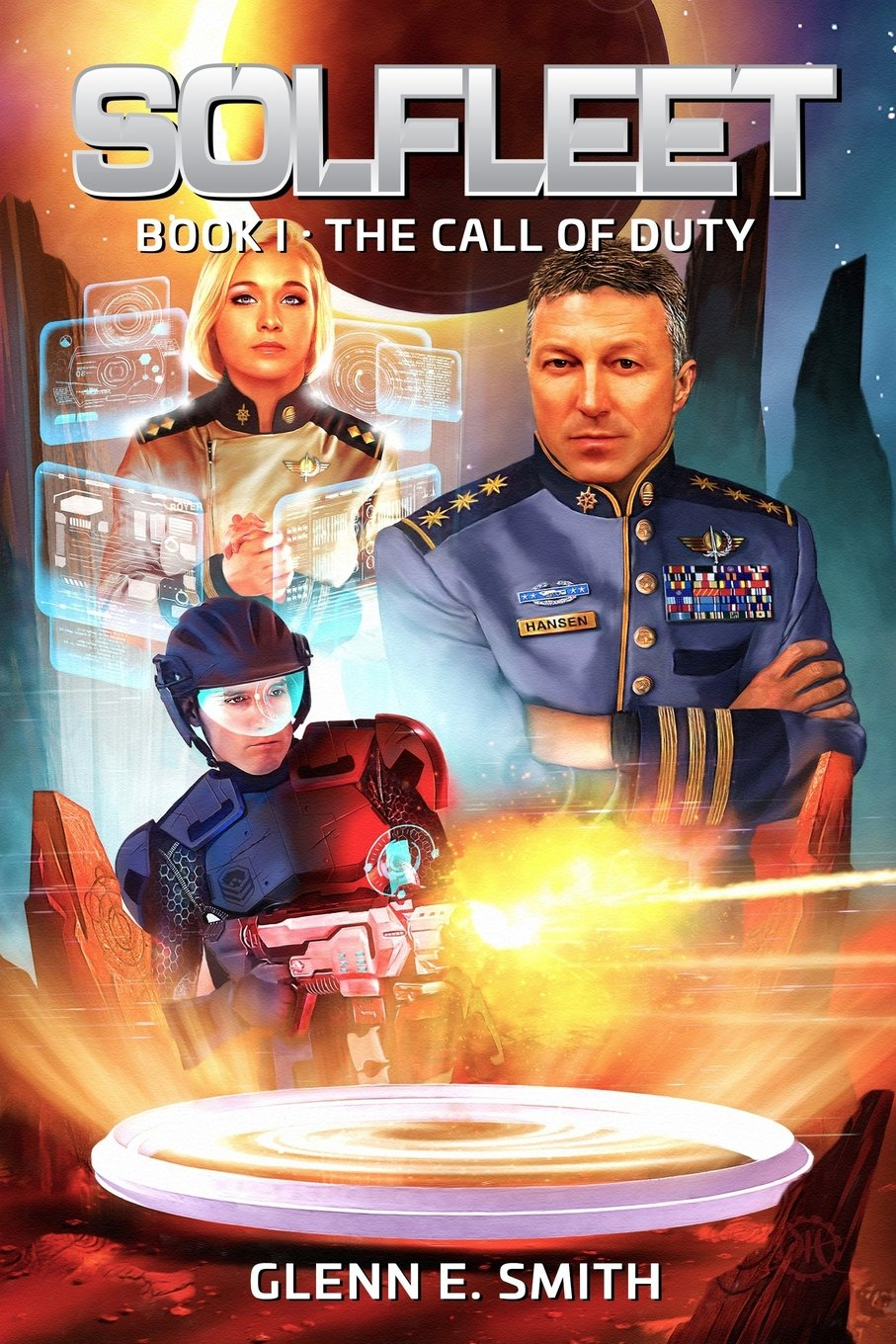 Download Solfleet: The Call of Duty (Volume 1) PDF