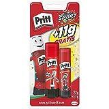Pritt Barra Adhesiva, pegamento infantil seguro para niños para hacer manualidades, cola universal de adhesión fuerte…