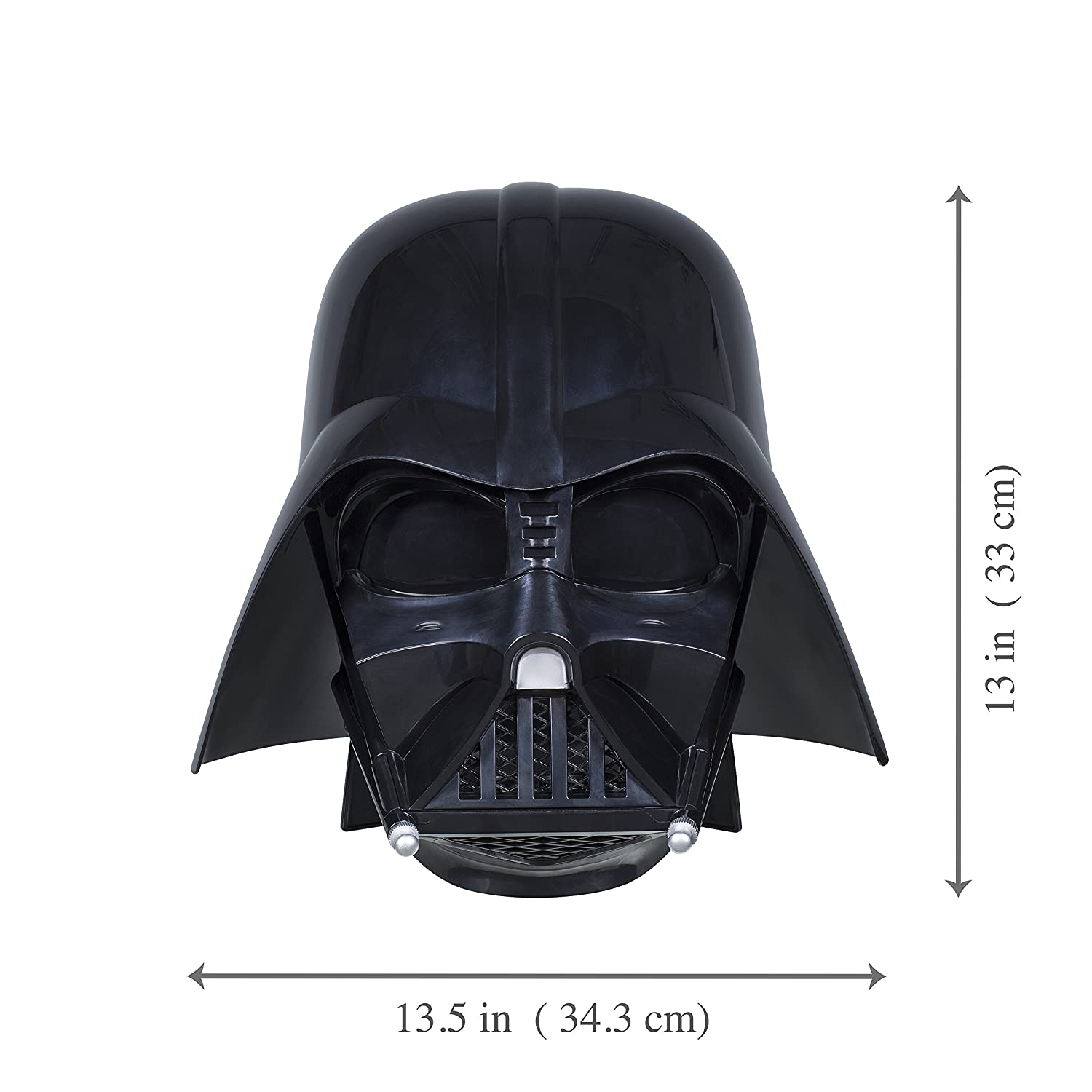 a90f2572 Amazon.com: Star Wars The Black Series Darth Vader Premium Electronic  Helmet (Amazon Exclusive): Toys & Games