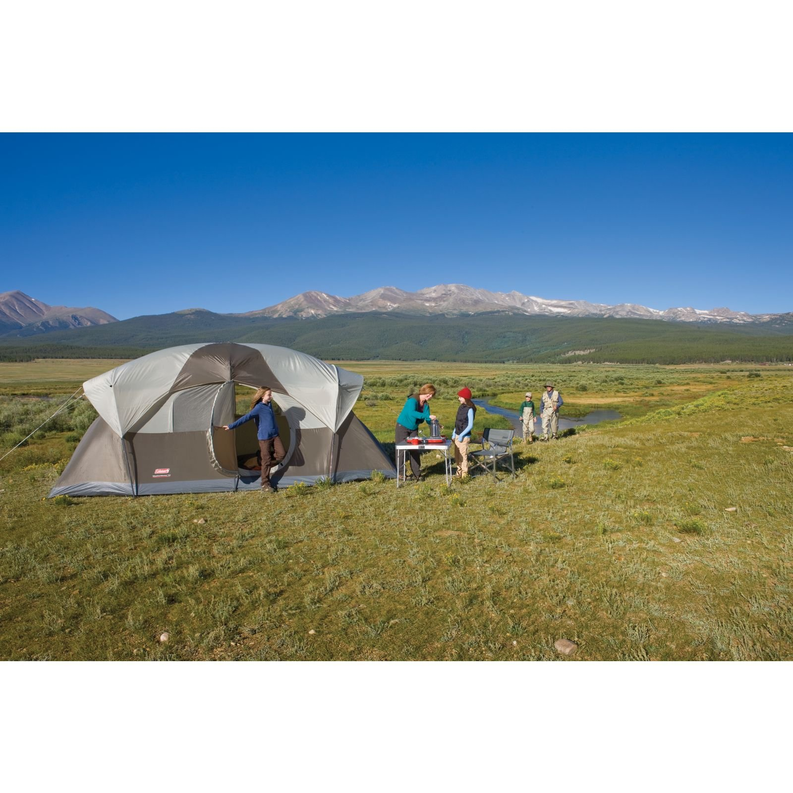 Coleman WeatherMaster 10-Person Tent by Coleman (Image #4)