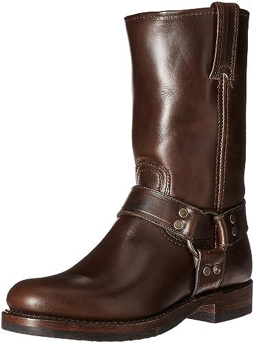 0a7f1de6014 Amazon.com  FRYE Men s John Addison Harness Boot  Shoes