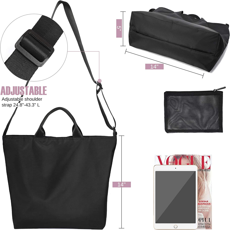 My First Patricks Day Clover Decor Casual Style Lightweight Canvas Backpack School Bag Handbag Work Bag Shoulder Handbag Travel Bag