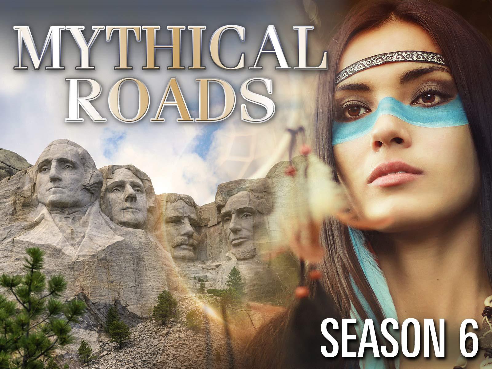 Mythical Roads on Amazon Prime Video UK