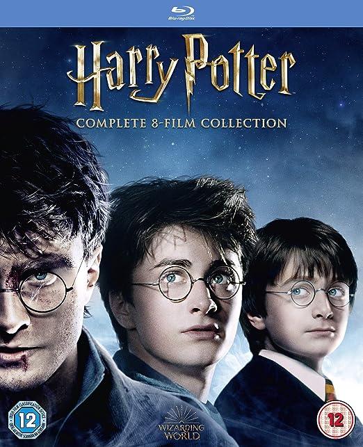 Harry Potter Special Edition Boxset 16 Blu-Ray Edizione: Regno ...