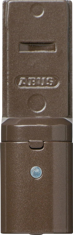 ABUS Hebet/ür-Sicherung BS84 W wei/ß AL0125 gleichschlie/ßend 31715