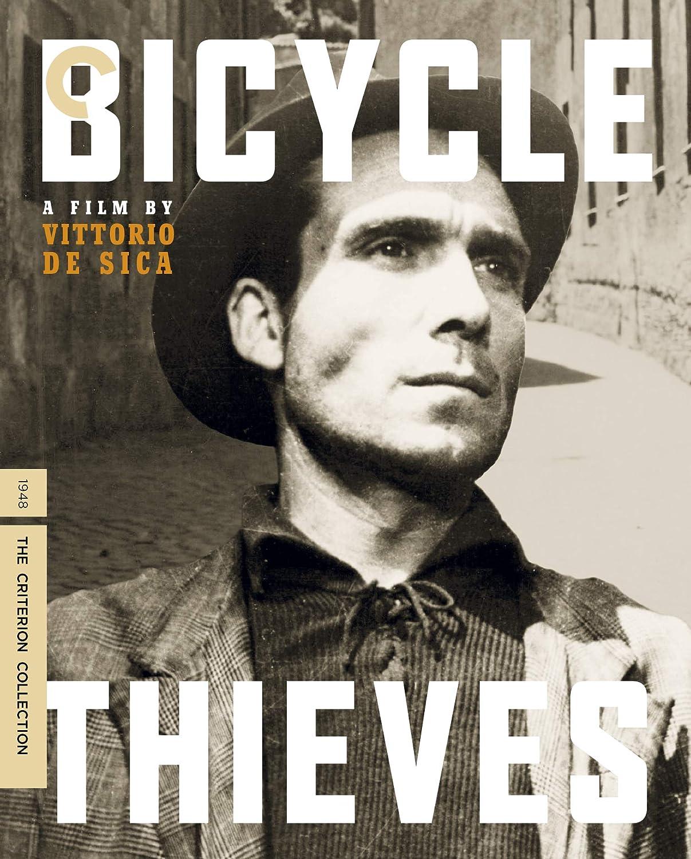 Amazon.com: Bicycle Thieves (The Criterion Collection) [Blu-ray]: Lamberto  Maggiorani, Enzo Staiola, Vittorio De Sica: Movies & TV