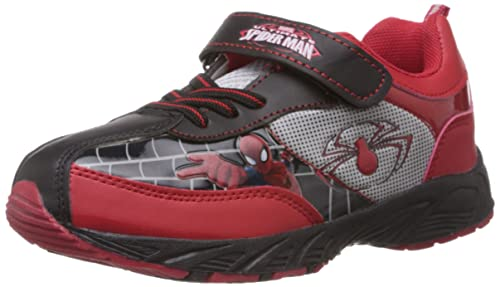 Spiderman Boys Red Sports Shoes- 7 Kids