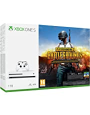 Microsoft Xbox One S - Consola 1 TB + Playerunknown's Battlegrounds