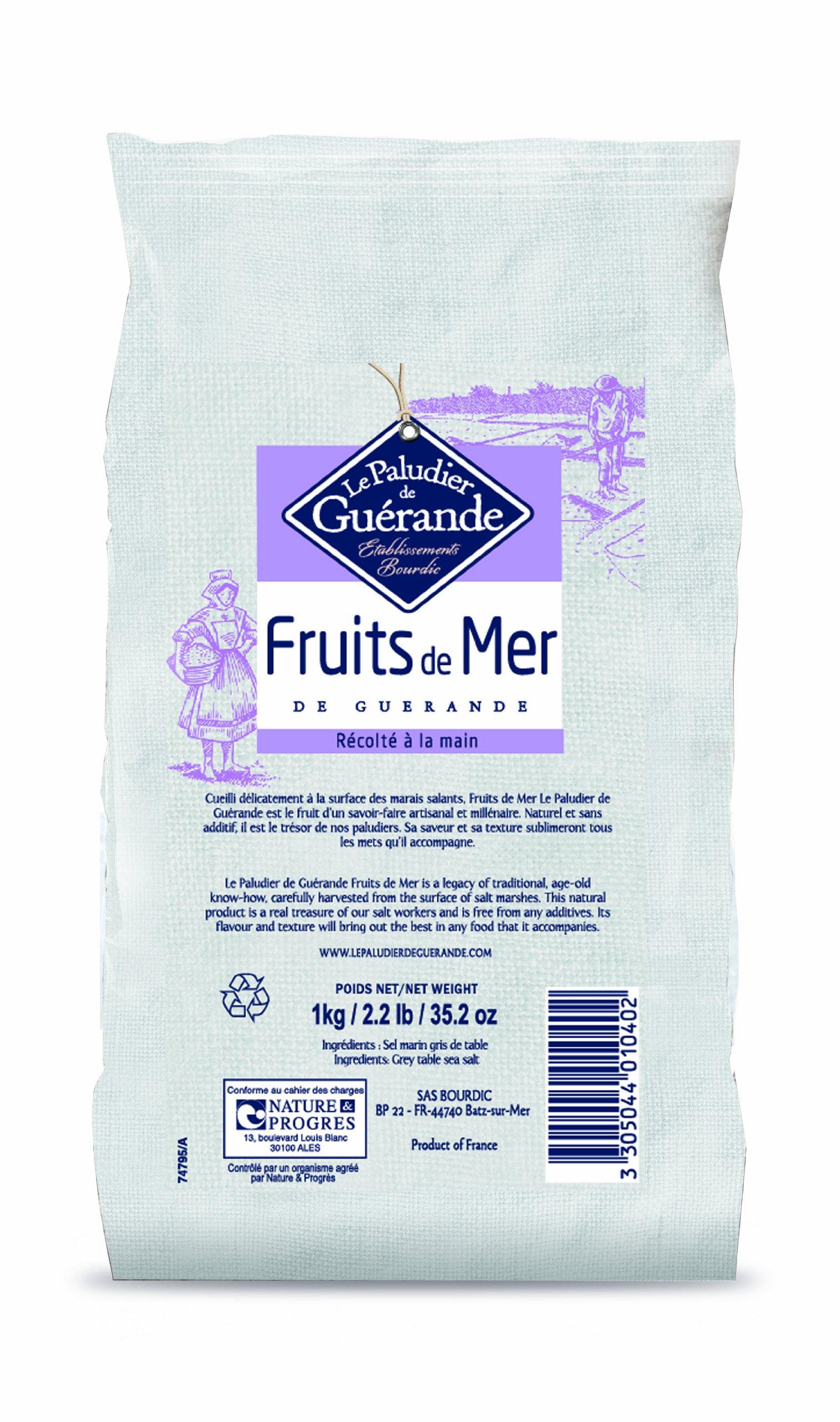 Fleurs de mail de Guerande Guerande of salt ''sea of ??fruit'' 1kg
