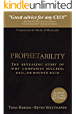 ProphetAbility: The Revealing Story of Why Companies Succeed, Fail or Bounce Back