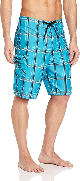 Amazon Com Pantalones Playeros De Gamuza De Puerto Rico Para Hombres Marca Hurley Clothing
