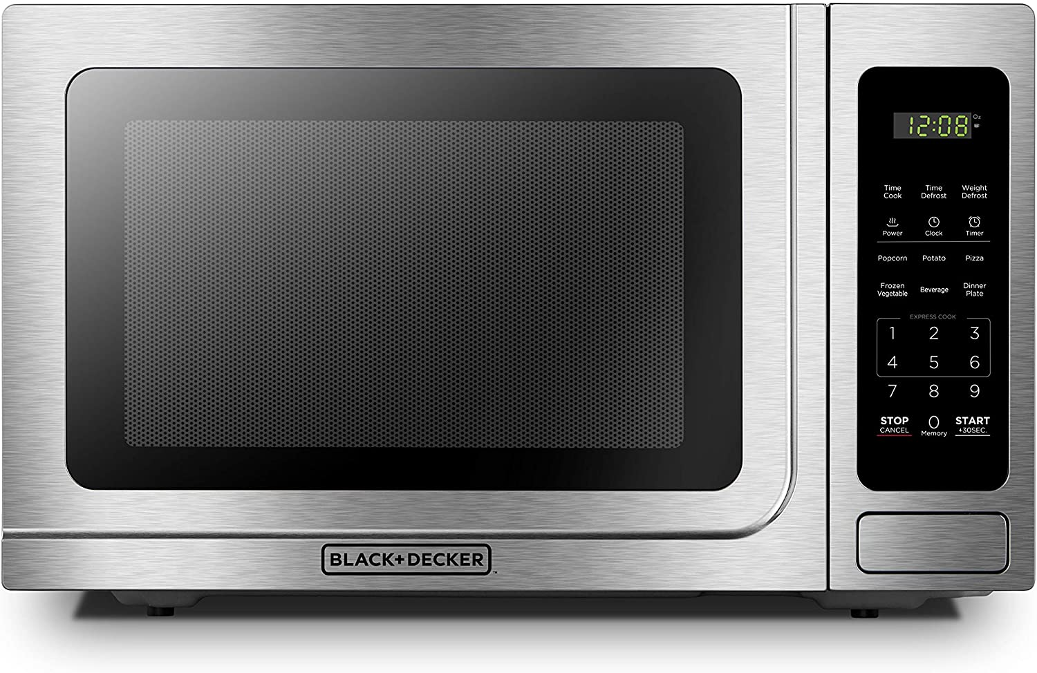 Best Microwave With Stainless interior