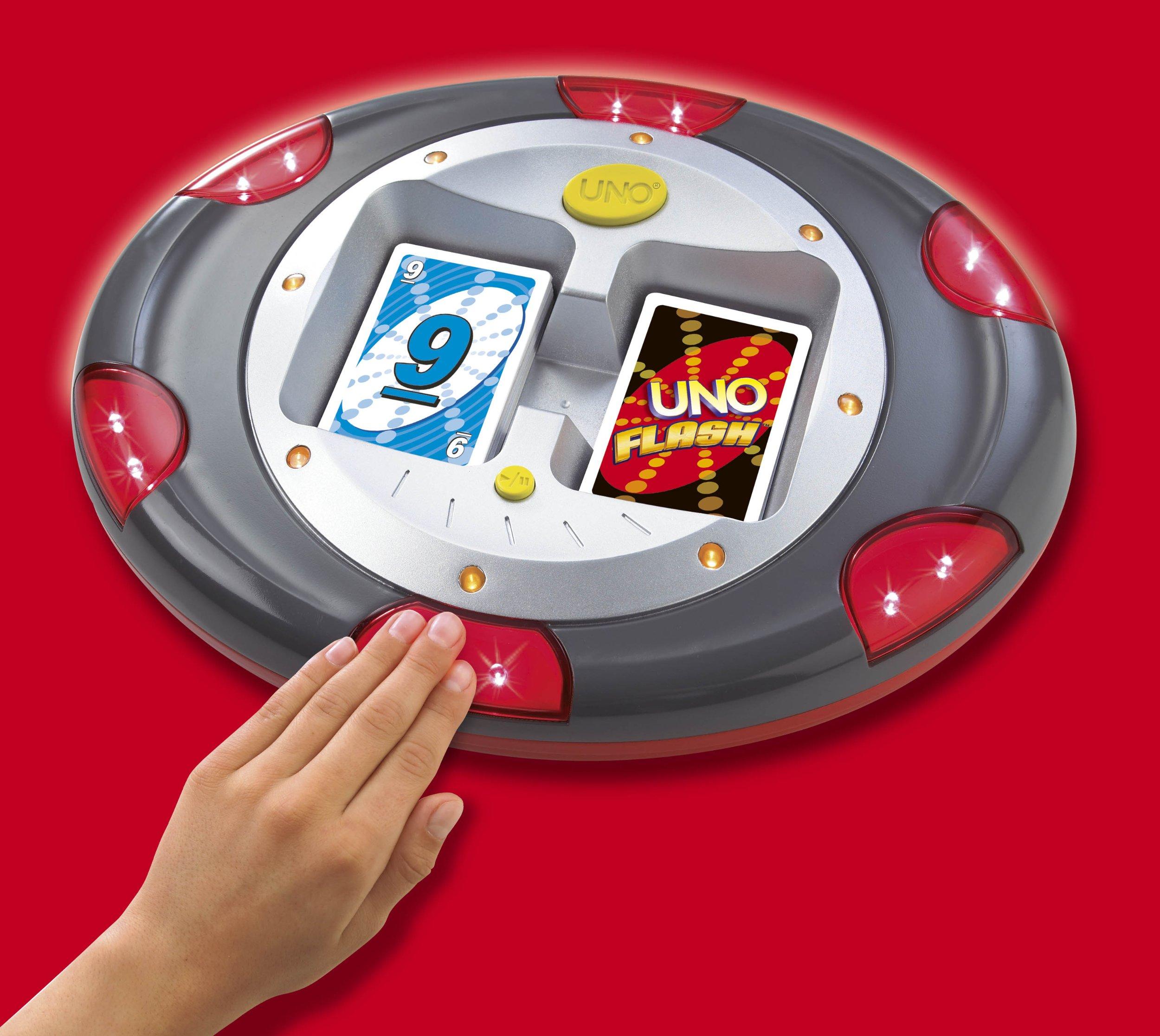 UNO Flash Game by Mattel