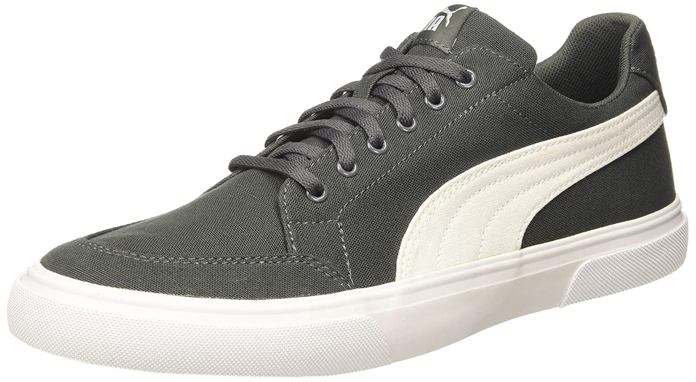 Acrux IDP Dark Shadow White Sneakers