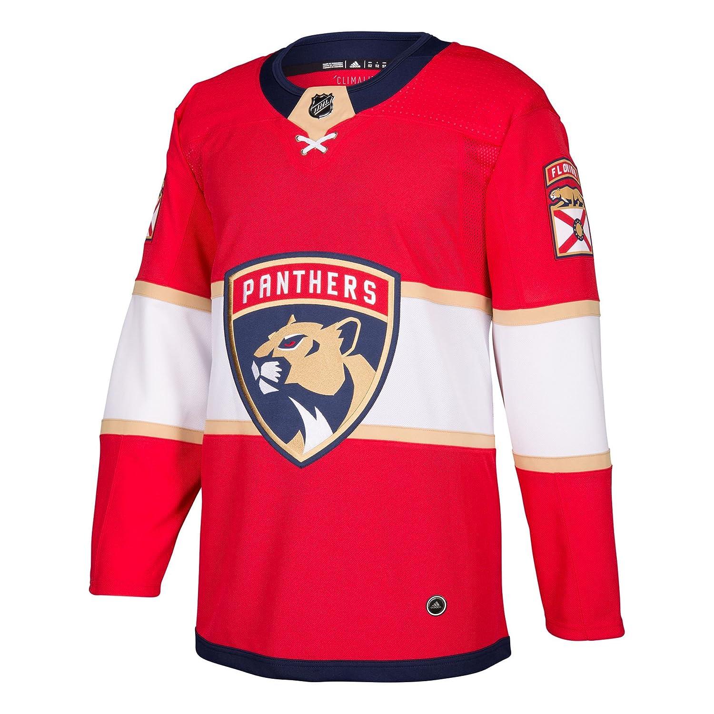 ccea130e16678 Amazon.com : adidas Florida Panthers NHL Men's Climalite Authentic ...