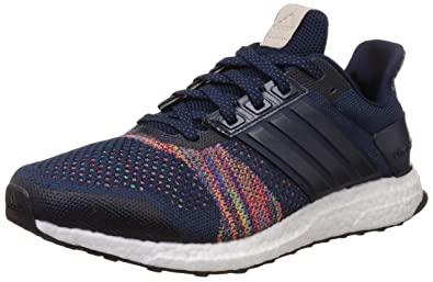 437e4104f0366 adidas Ultra Boost ST Ltd Running Shoes - 7.5 - Navy Blue