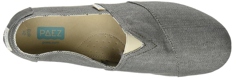 Paez Original-Classic Kakhi, Alpargatas para Hombre: Amazon.es: Zapatos y complementos